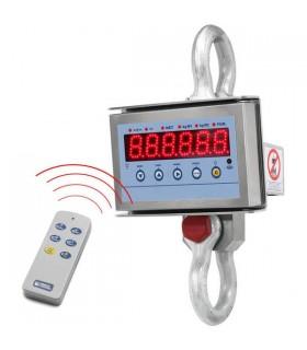 Funkfernanzeigegerät zu Kranwaagen KDW